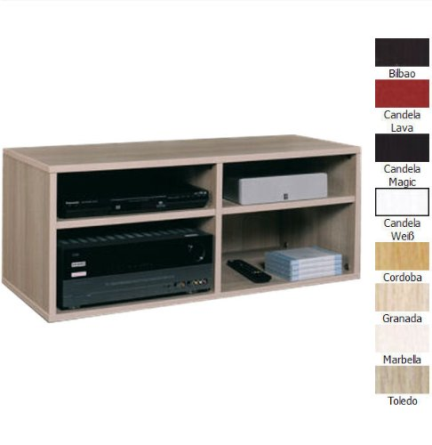 cinewall mediabox 4 passend zur fernsehwand wandpaneel tv. Black Bedroom Furniture Sets. Home Design Ideas