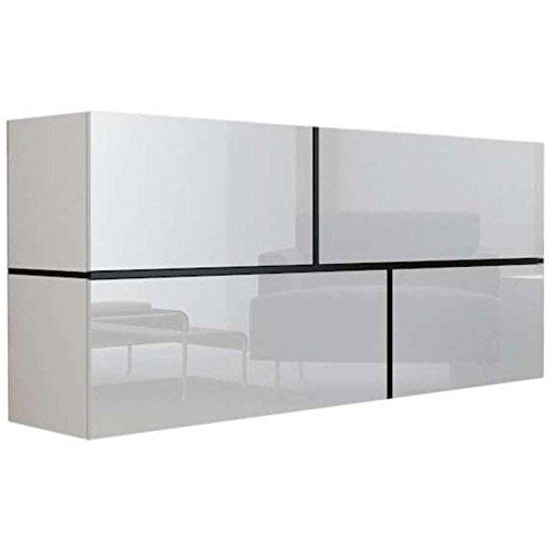 justhome goya kommode sideboard wohnzimmerschrank hxbxt 80x170x40 cm. Black Bedroom Furniture Sets. Home Design Ideas