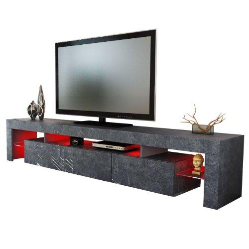 TV Board Lowboard Lima V1 XL Rock