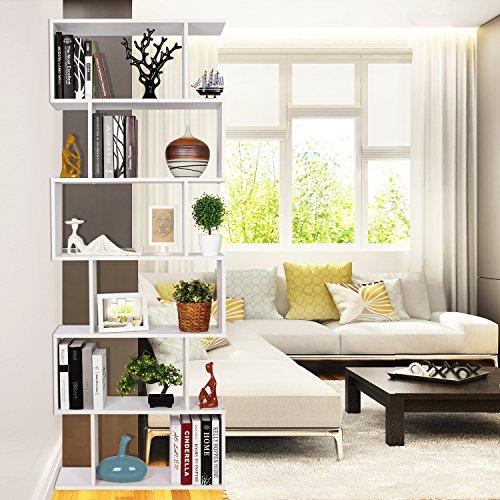 homfa s form b cherregal raumteiler regal standregal. Black Bedroom Furniture Sets. Home Design Ideas