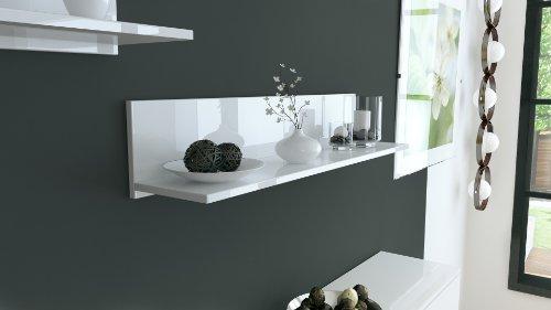 wandregal winkelregal skadu in wei hochglanz 1 wohnw nde. Black Bedroom Furniture Sets. Home Design Ideas