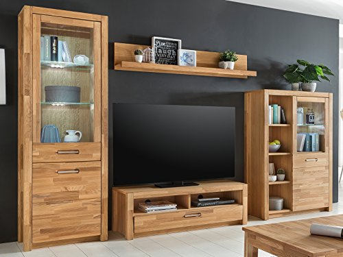 wohnwand schrankwand anbauwand mediawand tv wand wohnzimmerwand leduc ii g nstig online kaufen. Black Bedroom Furniture Sets. Home Design Ideas