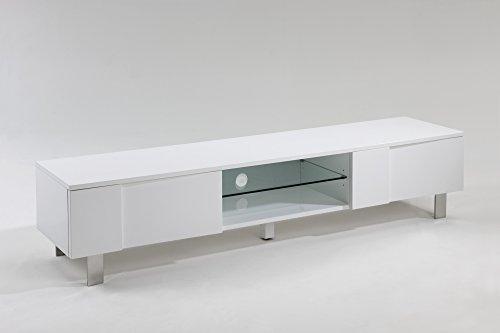 tv lowboard fernsehtisch fernsehschrank hifi rack tv board. Black Bedroom Furniture Sets. Home Design Ideas