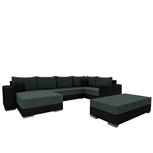 Ecksofa olga sale elegante big couch design u form for Wohnzimmertisch u form