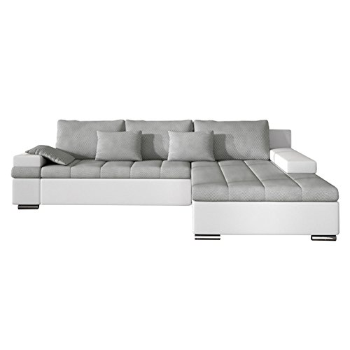 design ecksofa bangkok smart l form couch moderne eckcouch mit schlaffunktion und bettkasten. Black Bedroom Furniture Sets. Home Design Ideas