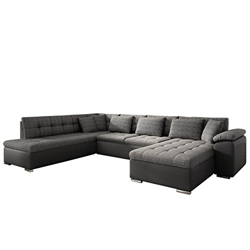 eckcouch ecksofa niko bis design sofa couch mit. Black Bedroom Furniture Sets. Home Design Ideas