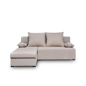 polsterecke ecksofa sano mit schlaffunktion und 2 bettkasten bettsofa bettfunktion schlafsofa. Black Bedroom Furniture Sets. Home Design Ideas
