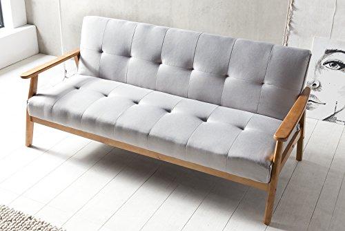 Salesfever design schlafsofa sofa bett im for Schlafsofa holzgestell