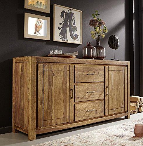 sideboard 176cm austin sheesham massiv m bel24. Black Bedroom Furniture Sets. Home Design Ideas