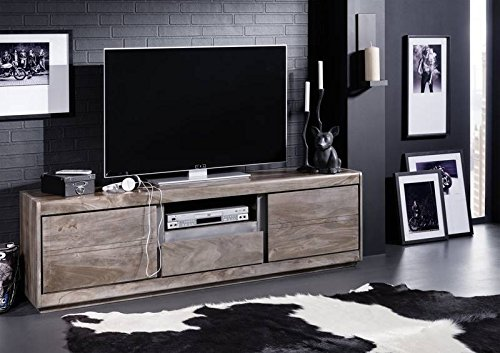 TV-Board #215 Sheesham Palisander SYDNEY modern lackiert