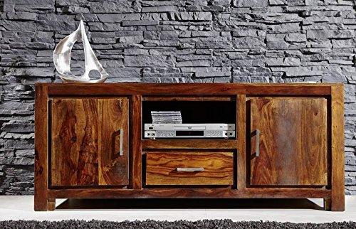 Massivmöbel Sheesham Holz massiv life honey Longboard Massivholz Palisander lackiert Möbel Metro Life #125