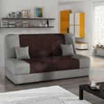 Mirjan24  OUTLET !! Schlafsofa Jonas SALE, Ausverkauf, Sofa mit Bettkasten und Schlaffunktion, Bettsofa, Dauerschläfer-sofa, Couch vom Hersteller (Alova 10 + Alova 68)