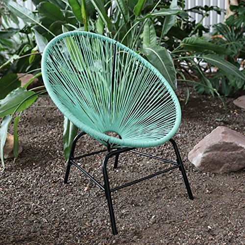 Retrosessel Cocktailsessel Clubsessel Loungesessel Relaxsessel Esszimmerstuhl, Farbe:mint