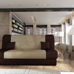 Schlafsofa Jonas Style, Sofa mit Bettkasten und Schlaffunktion, Bettsofa, Schlafcouch, Microfaser, Couch vom Hersteller, Wohnlandschaft (Alova 68 + Alova 07)