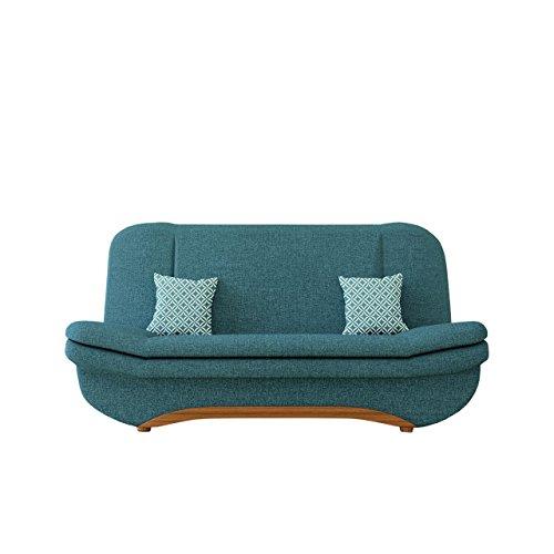 Mirjan24  Sofa Weronika Evo mit Bettkasten und Schlaffunktion, Schlafsofa, Farbauswahl, Couch vom Hersteller, Wohnlandschaft (Lux 30 + Evo 30)
