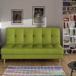 Modernes Sofa Endo mit Bettkasten und Schlaffunktion, Funktionssofa, Lounge Couch, Design Bettsofa Schlafcouch Schlafsofa (Lux 22)