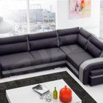 Ecksofa Assan, Eckcouch mit Bettkasten und Schlaffunktion, Couch Couchgarnitur, Design Schlafsofa, Polsterecke (Ecksofa Rechts, Inari 96 + Inari 91)