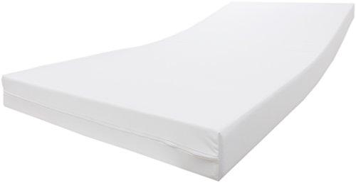 Dibapur ® Inkontinenz Deluxe Kaltschaummatratze 15 cm mit wasserdichtem Bezug & Aloe Vera Bezug