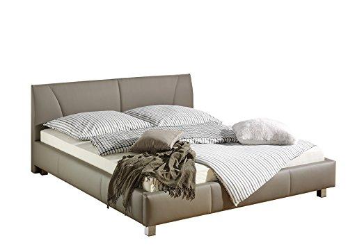 Maintal Betten 238645-4130 Polsterbett Ben, Kunstleder