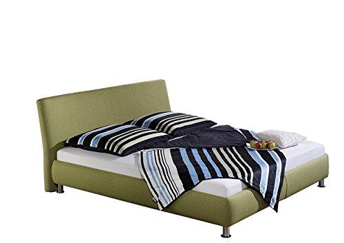 Maintal Betten Polsterbett Maddy Strukturstoff