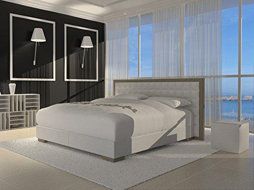 SAM® Design Boxspringbett Havanna 180 x 200 cm Ausstattungs- und Farbauswahl