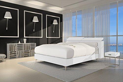 SAM® Design Boxspringbett Wendigo Luciano 180 x 200 cm Ausstattungs- und Farbauswahl