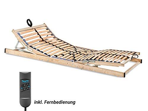 Ticaa Elektrischer Lattenrorst | 100x200 | 28 Leisten | Ti-Flex