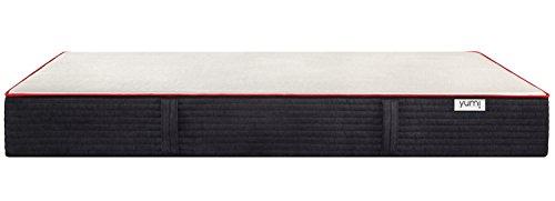 Yumi die hochwertige One-fits-all Matratze mit zwei Härtegraden