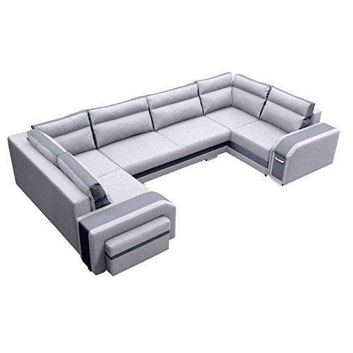 mirjan24 ecksofa assan u eckcouch mit bettkasten und. Black Bedroom Furniture Sets. Home Design Ideas