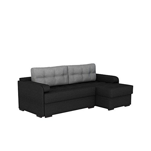 mirjan24 ecksofa etna eckcouch sofa mit bettkasten. Black Bedroom Furniture Sets. Home Design Ideas