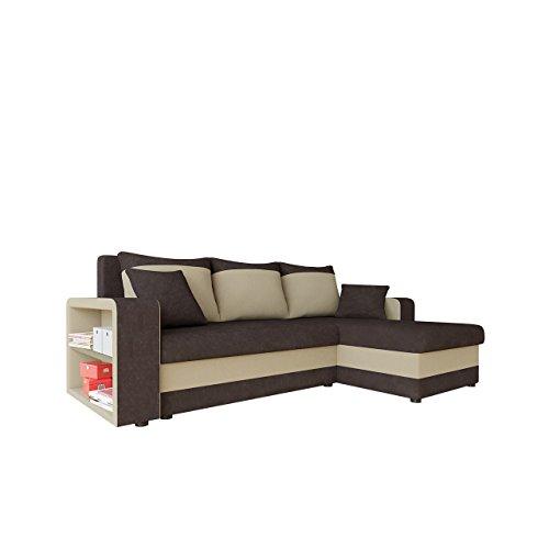 mirjan24 ecksofa fano design eckcouch couch mit zwei. Black Bedroom Furniture Sets. Home Design Ideas