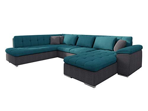 mirjan24 ecksofa niko bis enzo eckcouch mit. Black Bedroom Furniture Sets. Home Design Ideas