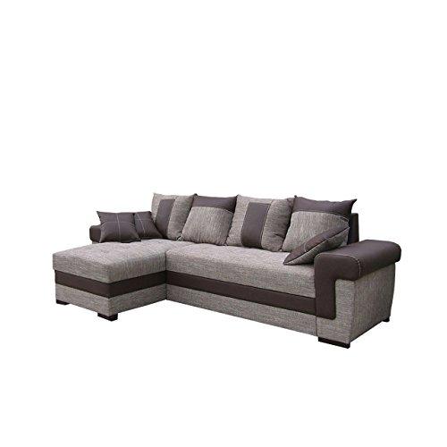 mirjan24 ecksofa quincy eckcouch mit bettkasten und. Black Bedroom Furniture Sets. Home Design Ideas