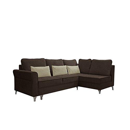 mirjan24 ecksofa sofa broadway eckcouch mit bettkasten. Black Bedroom Furniture Sets. Home Design Ideas