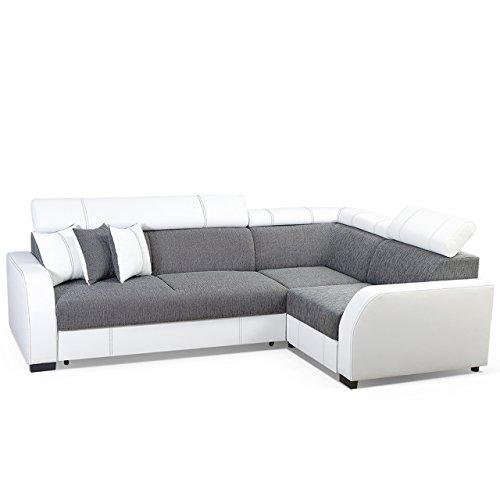 polsterecke marriott eckcouch mit bettkasten und. Black Bedroom Furniture Sets. Home Design Ideas